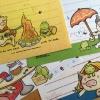 Sukoshi Buta & Friends Notepad