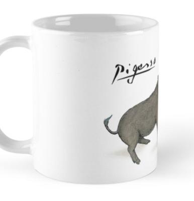 Pigasso Mug