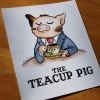 Sukoshi Buta: The Teacup Pig