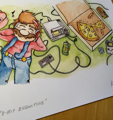 8-Bit Breaktime