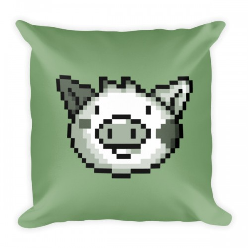 Sukoshi Retro DMG Pillow