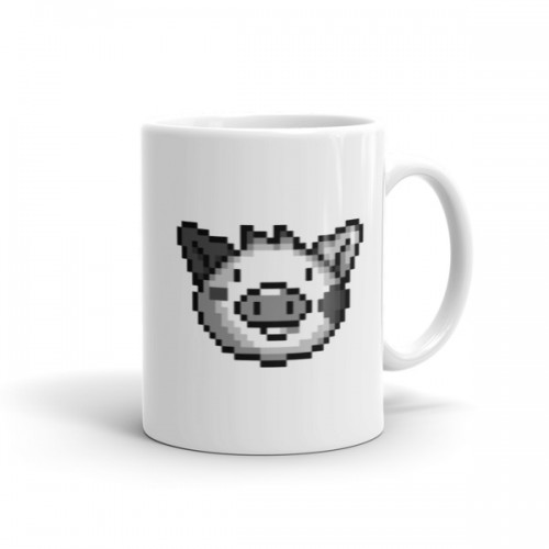 Sukoshi Retro DMG Mug