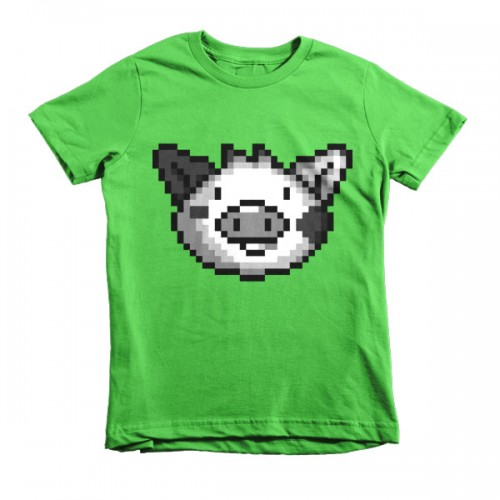 Sukoshi Retro DMG Short Sleeve Kids T-Shirt