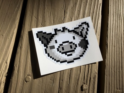 Pigxel Pig