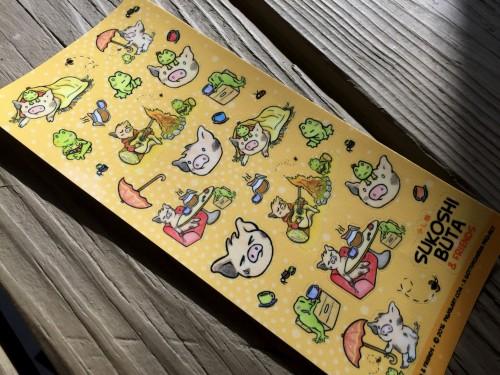 Vinyl Sticker Set
