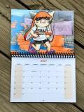 Sukoshi Buta & Friends 2017 Calendar