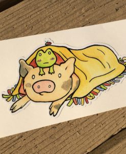 Blanket Pig