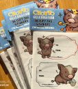 Chotto Buta Gift Tags
