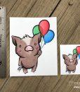Chotto Buta Balloons